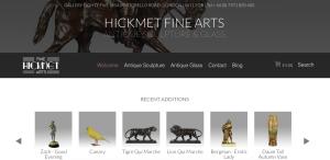 Hickmet Fine Arts Branding Marketing