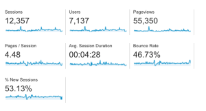 eCommerce website SEO service results
